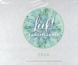 LEEF! Familieplanner 2020