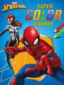 Spider-Man Super Color Parade