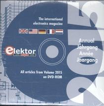 DVD Elektor 2015 volume 2015