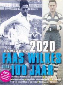 Het Faas Wilkes Scheurkalenderboek 2020
