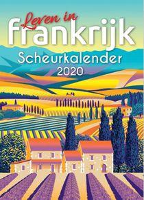 Leven in Frankrijk Scheurkalender 2020