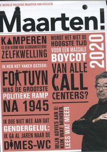 Maarten! Scheurkalender 2020