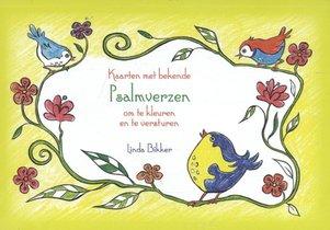Kaarten met bekende Psalmverzen