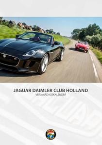 Jaguar Daimler Club Holland verjaardagskalender