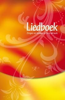 Liedboek -rood/geel