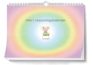 Mila's verjaardagskalender