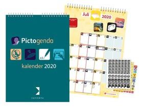 Pictogenda Kalender 2020 DE
