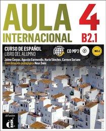 Aula Internacional 4 Libro del alumno + MP3 versión original