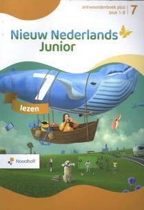 Nieuw Nederlands Junior lezen Antwoorden 7 Plus