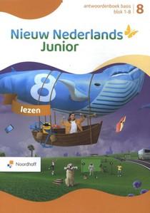 Nieuw Nederlands Junior lezen Antwoorden 8 Basis