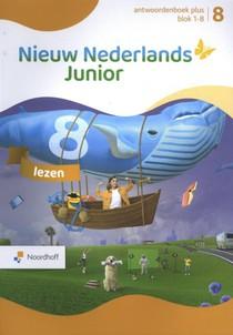 Nieuw Nederlands Junior lezen Antwoorden 8 Plus