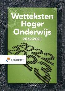 Wetteksten Hoger Onderwijs 2022-2023
