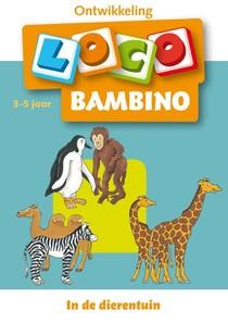 Bambino Loco 3-5 jaar In de dierentuin