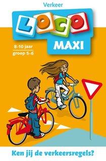 Loco Maxi Ken jij de verkeersregels? 8-10 jaar groep 5-6 Verkeer