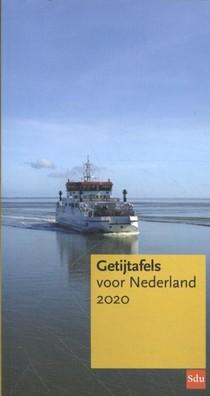 Getijtafels voor Nederland 2020