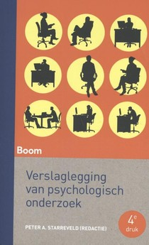 Verslaglegging van psychologisch onderzoek