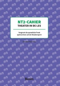 NT2 Cahier Theater in de les