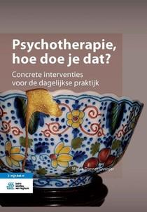 Psychotherapie, hoe doe je dat?