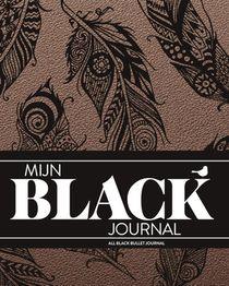 Mijn Black Journal-Bohemian Feather