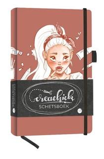 CreaChick Schetsboek