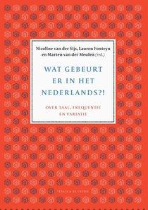 Wat gebeurt er in het Nederlands?