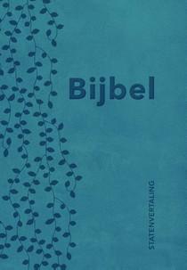 Bijbel (SV) met psalmen (ritmisch) - turquoise