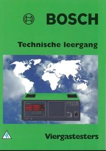 Bosch technische leergang Viergastesters