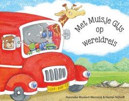 Met Muisje Gijs Op Wereldreis Actieboek