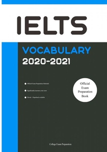 IELTS Official Vocabulary 2020-2021