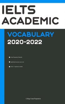 IELTS Academic Vocabulary 2020-2022