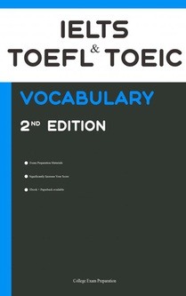 IELTS, TOEFL, and TOEIC Official Vocabulary