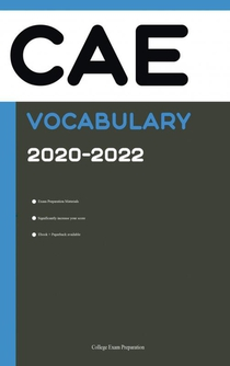 CAE Official Vocabulary 2020 Edition