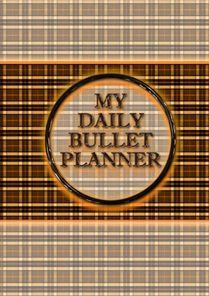 Mijn dagelijkse bullet planner