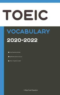 TOEIC Official Vocabulary 2020 Revised Edition