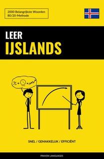 Leer IJslands - Snel / Gemakkelijk / Efficiënt