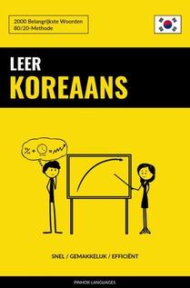 Leer Koreaans - Snel / Gemakkelijk / Efficiënt