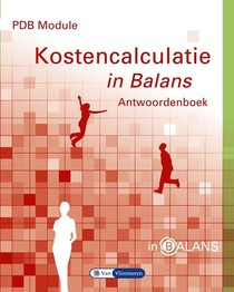 PDB module kostencalculatie in balans