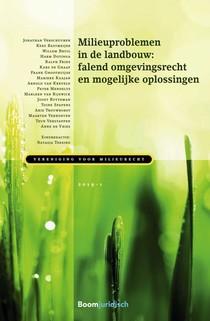 Milieuproblemen in de landbouw: falend omgevingsrecht en mogelijke oplossingen (1e druk)