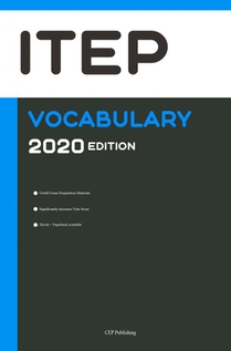 iTEP (International Test of English Proficiency) Vocabulary 2020 Edition