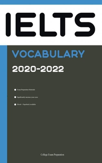 IELTS Vocabulary 2020-2022