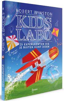 Kids Labo: 25 experimenten die je buiten kunt doen