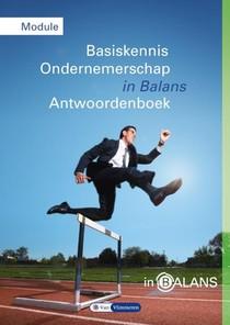 Basiskennis ondernemerschap in balans BKO Module Antwoordenboek