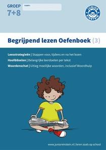 Begrijpend lezen groep 7 + 8 Oefenboek