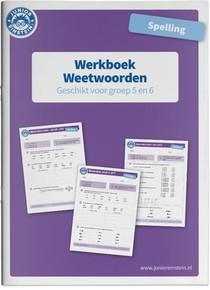 Spelling Weetwoorden geschikt voor groep 5 en 6 Werkboek