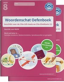 Woordenschat Oefenboeken set deel 1 en 2