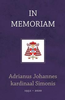 In memoriam kardinaal Adrianus Johannes Simonis
