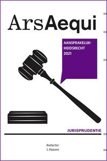 Jurisprudentie Aansprakelijkheidsrecht 2021