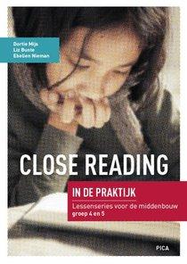 Close Reading in de praktijk Middenbouw