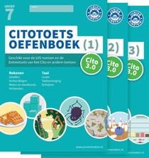 Citotoets Oefenboeken Set Deel 1, 2 en 3 - groep 7