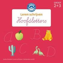 Leren schrijven, Hoofdletters groep 2-3